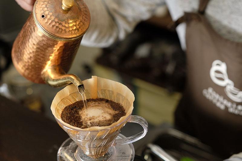 順喫茶の魅力