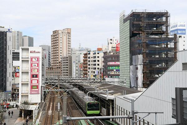 五反田駅舎