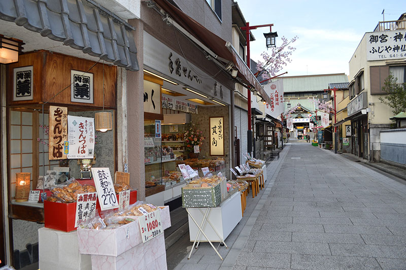 門前仲町(江東区)で居抜きで飲食店を開業するための街情報
