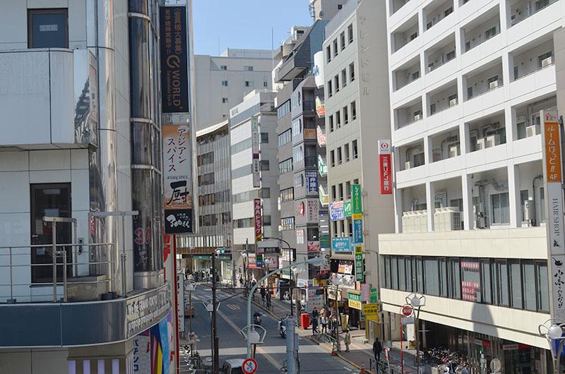 高田馬場(新宿区)に居抜きで飲食店を開業するための街情報
