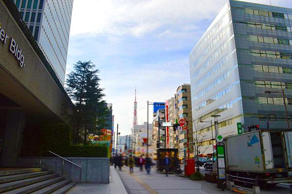 浜松町(港区)で居抜きで飲食店を開業するための街情報