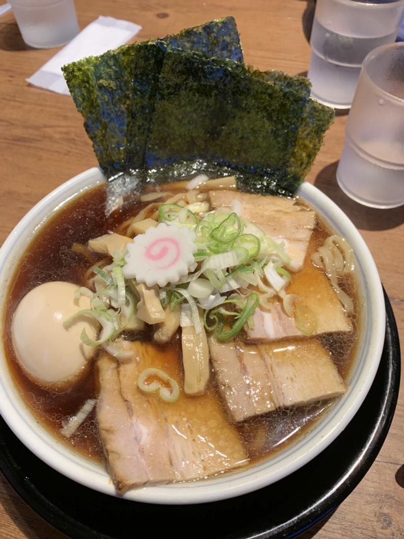 東京の煮干し