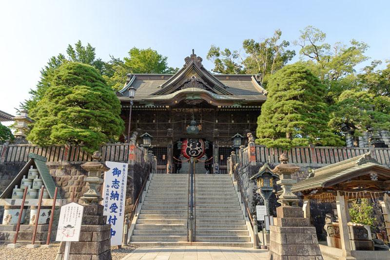 成田山神社