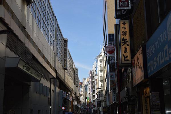 神田の街並み2