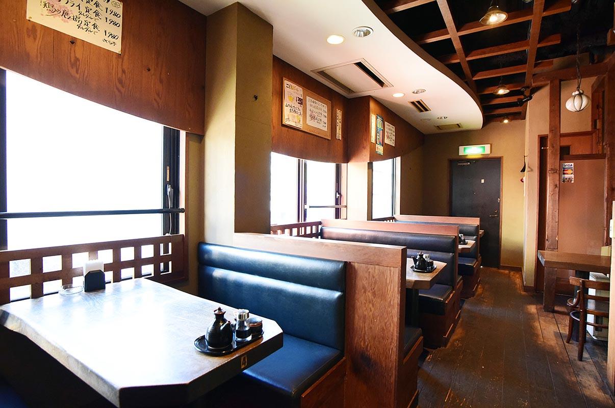 土地勘のあるエリアで、お蕎麦と焼き鳥のお店を。【用賀】【和食店】
