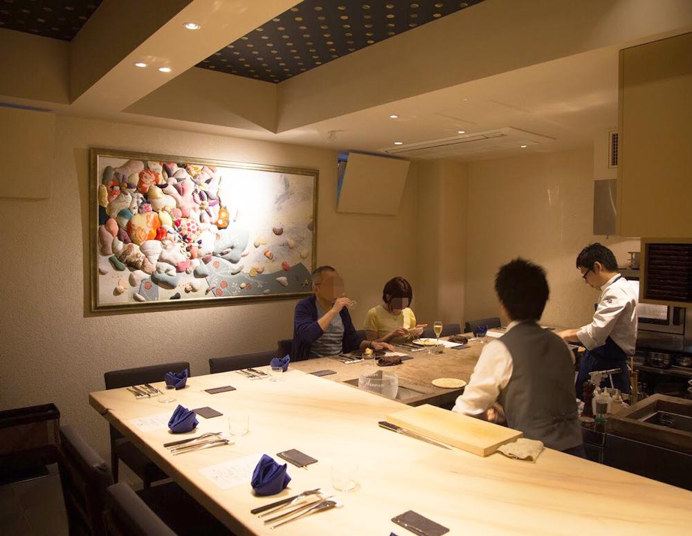 ロケーションの良さが決め手。フレンチ店から寿司店へ【勝どき】【フレンチ】