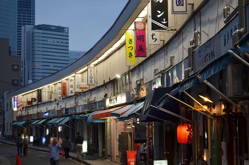日ノ出町(横浜市中区)で居抜きで飲食店を開業するための街情報