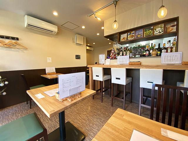 中華料理店がイタリアンに変貌!