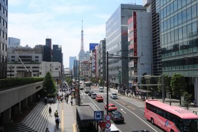 【街レポ】浜松町という街 ~職環境~