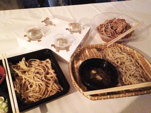 【食レポ】野外で日本酒と共に・・・!蕎麦フェスに行ってきた!