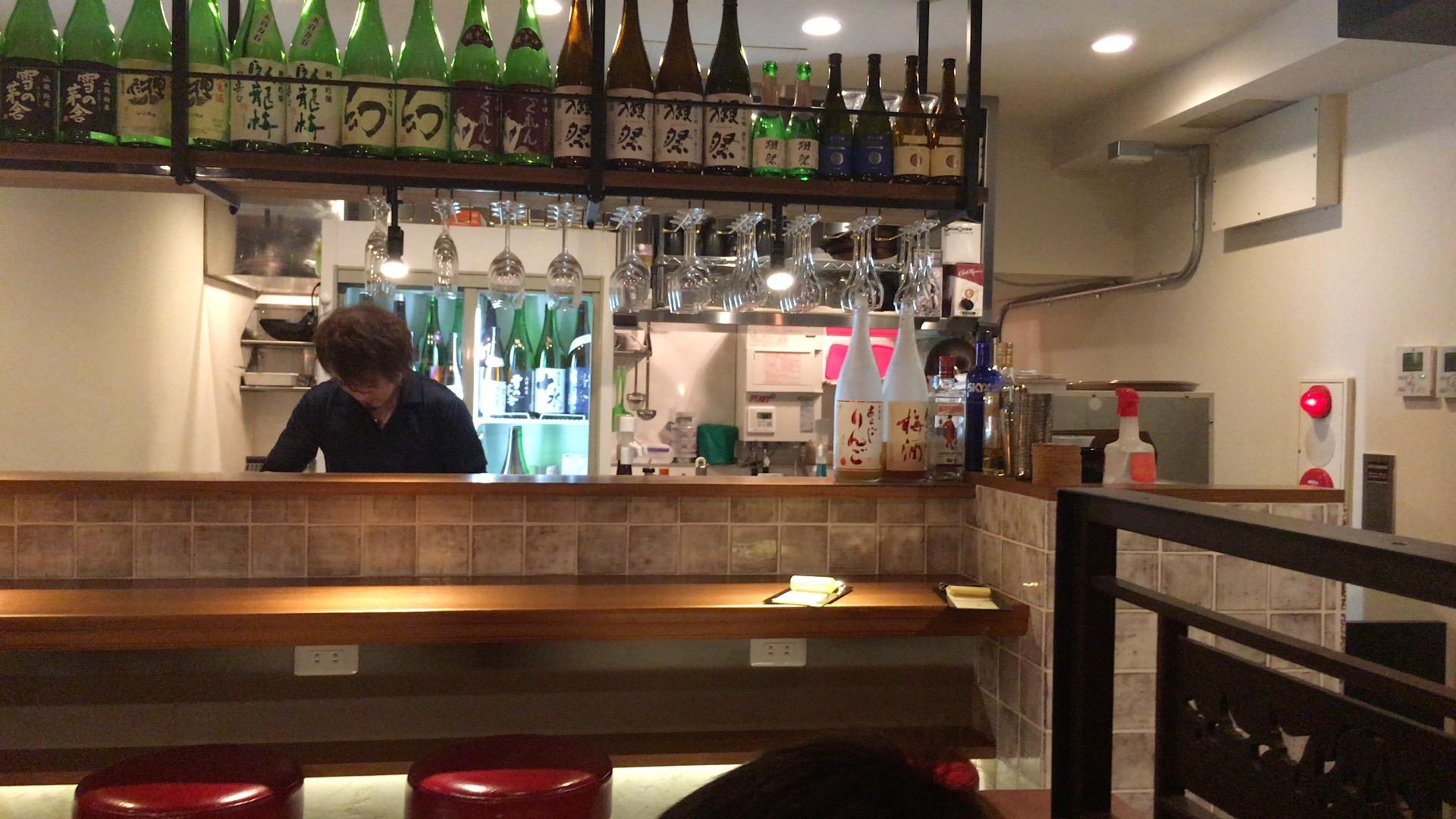 全国蔵元の銘酒が揃う!噂の日本酒バルが四ツ谷でオープン!!