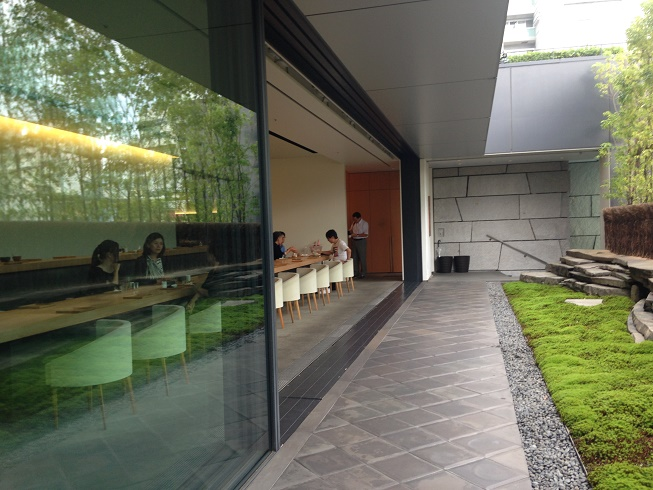 【食レポ】表参道で日本の建築を味わえる和カフェ【表参道】