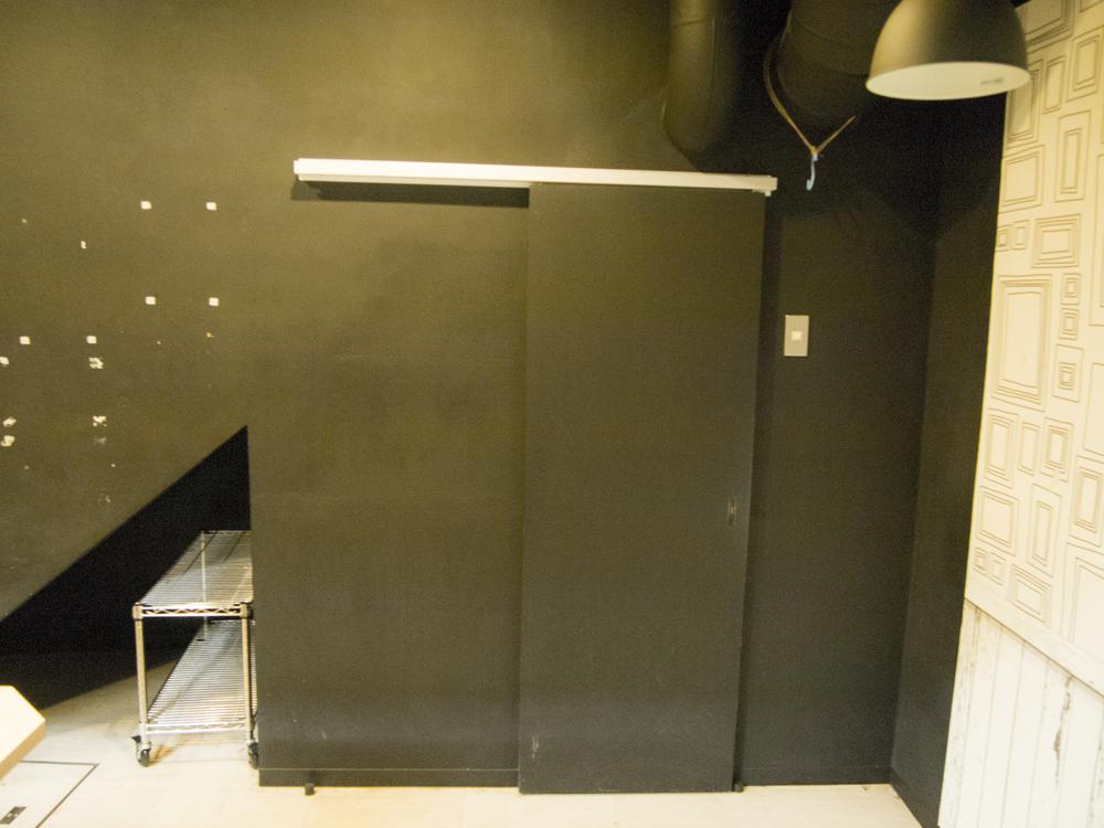 喫煙室となる部屋
