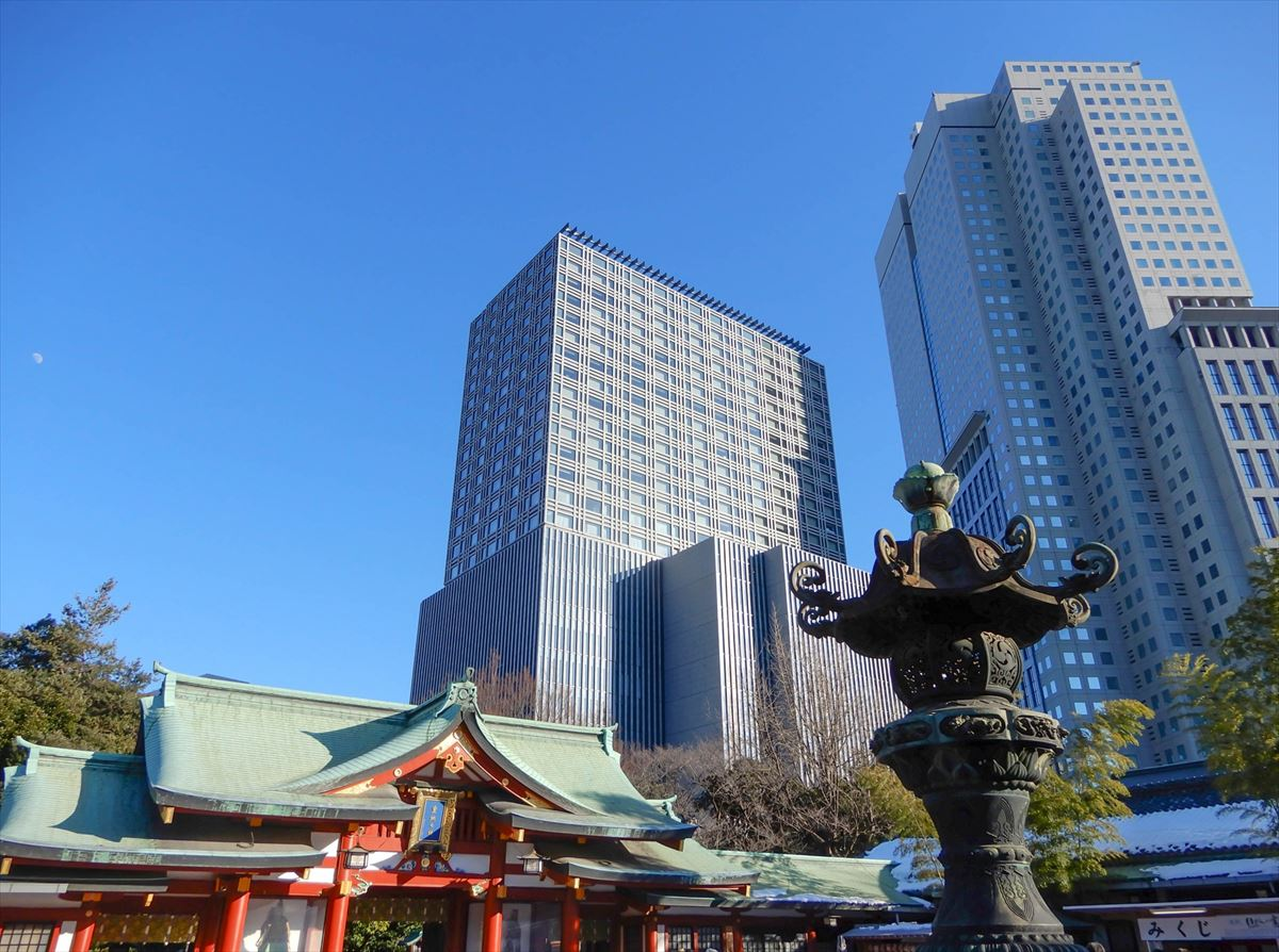 赤坂見附(港区)で居抜きで飲食店を開業するための街情報