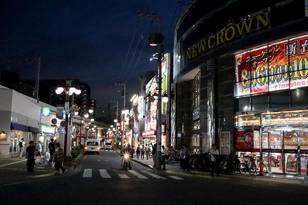 綾瀬(足立区)で居抜きで飲食店を開業するための街情報