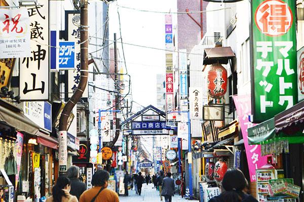 神田(千代田区)で居抜きで飲食店を開業するための街情報