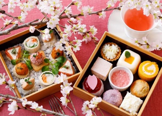 間もなく桜の季節! 桜スイーツのリリースをご紹介!