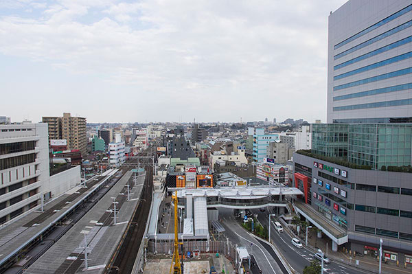 船橋(千葉県船橋市)で居抜きで飲食店を開業するための街情報