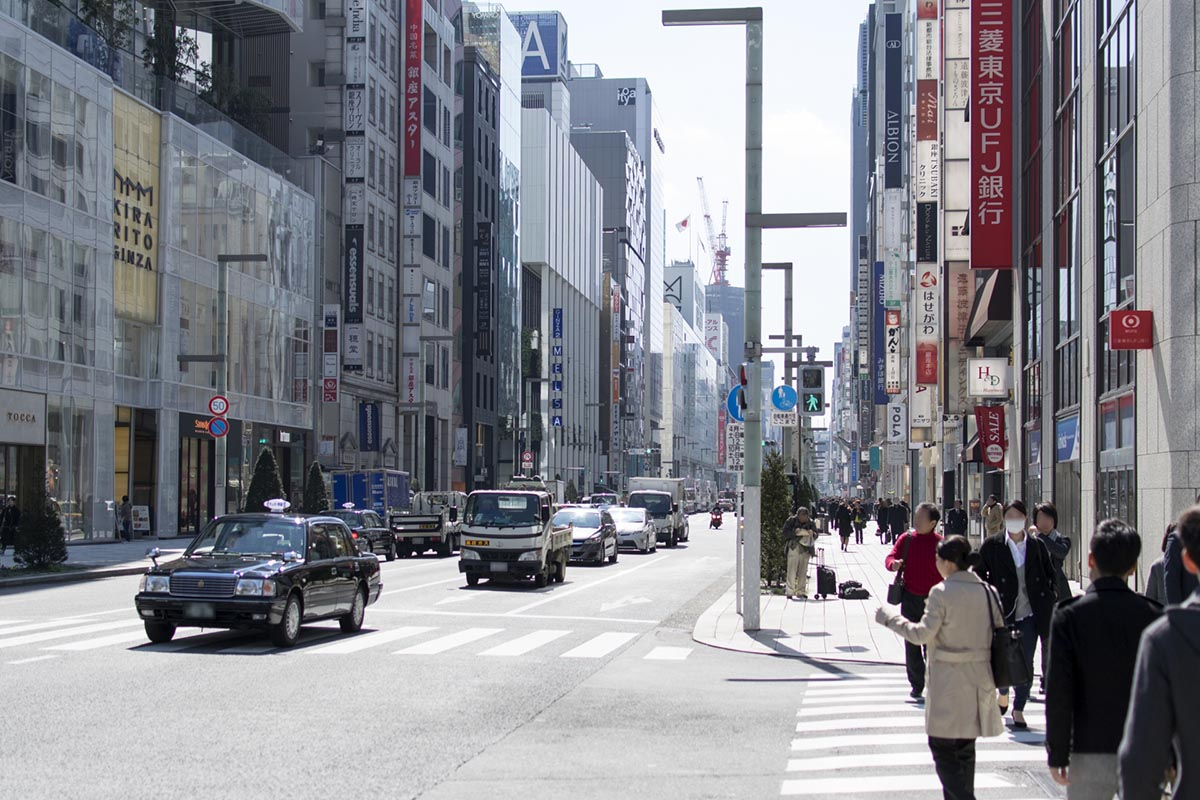 銀座一丁目(中央区)で居抜きで飲食店を開業するための街情報