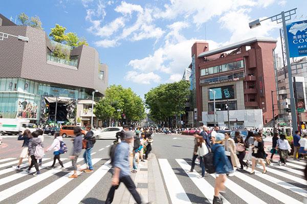原宿(渋谷区)で居抜きで飲食店を開業するための街情報