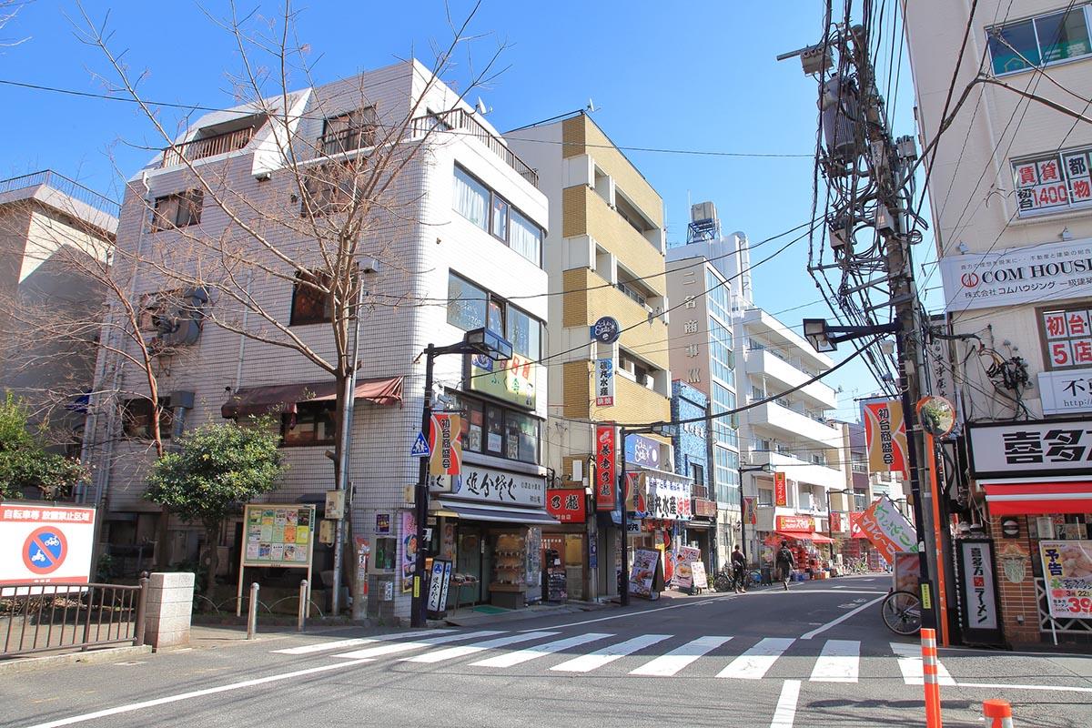 初台(渋谷区)で居抜きで飲食店を開業するための街情報