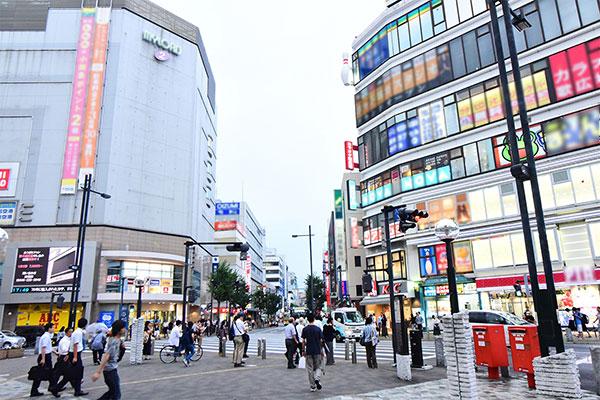 本厚木(神奈川県厚木市)で居抜きで飲食店を開業するための街情報
