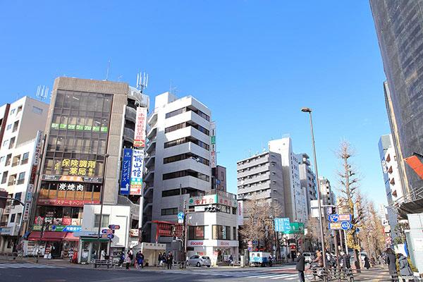 本郷三丁目(文京区)で居抜きで飲食店を開業するための街情報