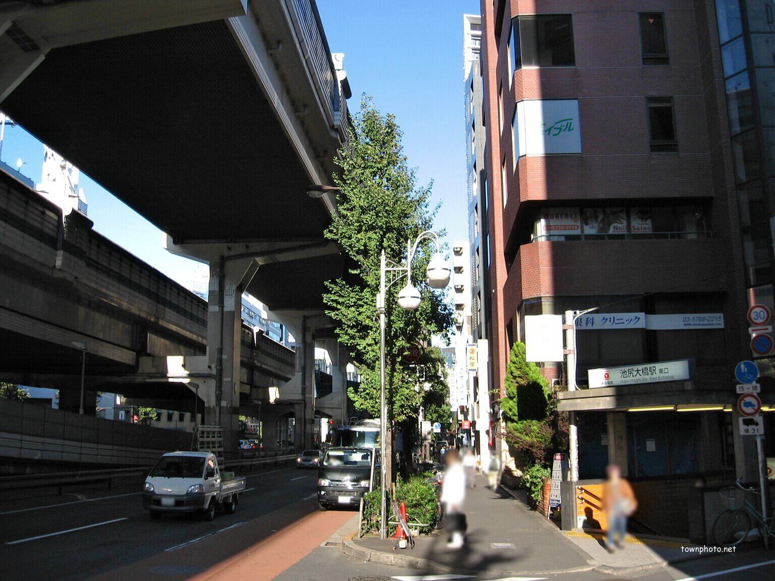 池尻大橋(世田谷区)で居抜きで飲食店を開業するための街情報