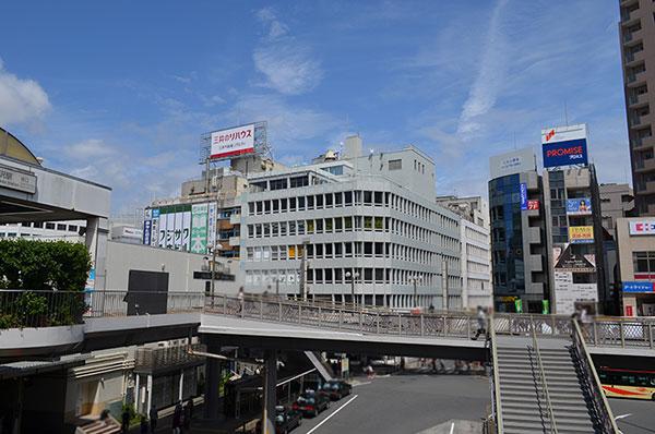 藤沢(神奈川県藤沢市)で居抜きで飲食店を開業するための街情報