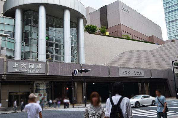 上大岡(横浜市港南区)で居抜きで飲食店を開業するための街情報