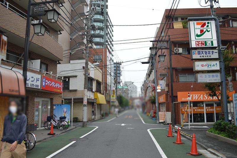 板橋本町(板橋区)で居抜きで飲食店を開業するための街情報
