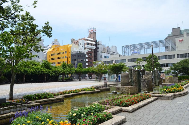 市役所前公園
