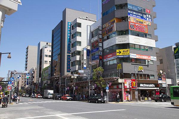 亀戸(江東区)で居抜きで飲食店を開業するための街情報