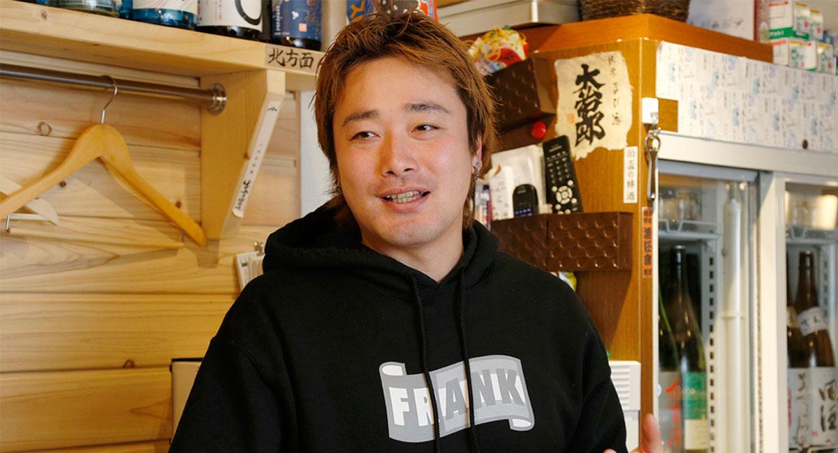 日本酒もおつまみもオール500円! もっと気軽に日本酒を楽しんでほしい!