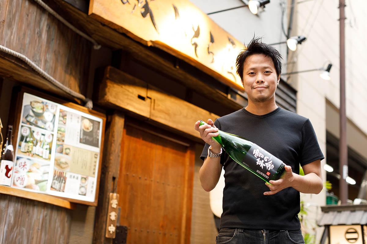 おでんと味噌料理を肴に日本酒を飲む——。行きつけにしたい、ちょっと粋な居酒屋を浅草で