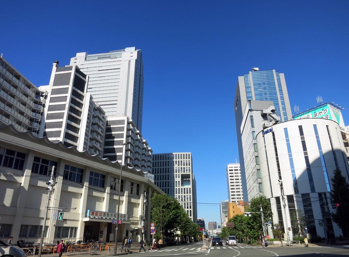 三田(港区)で居抜きで飲食店を開業するための街情報