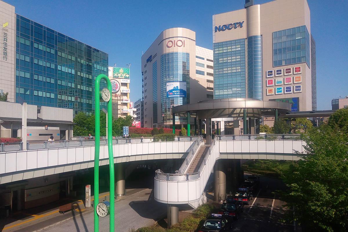 溝の口(川崎市高津区)で居抜きで飲食店を開業するための街情報