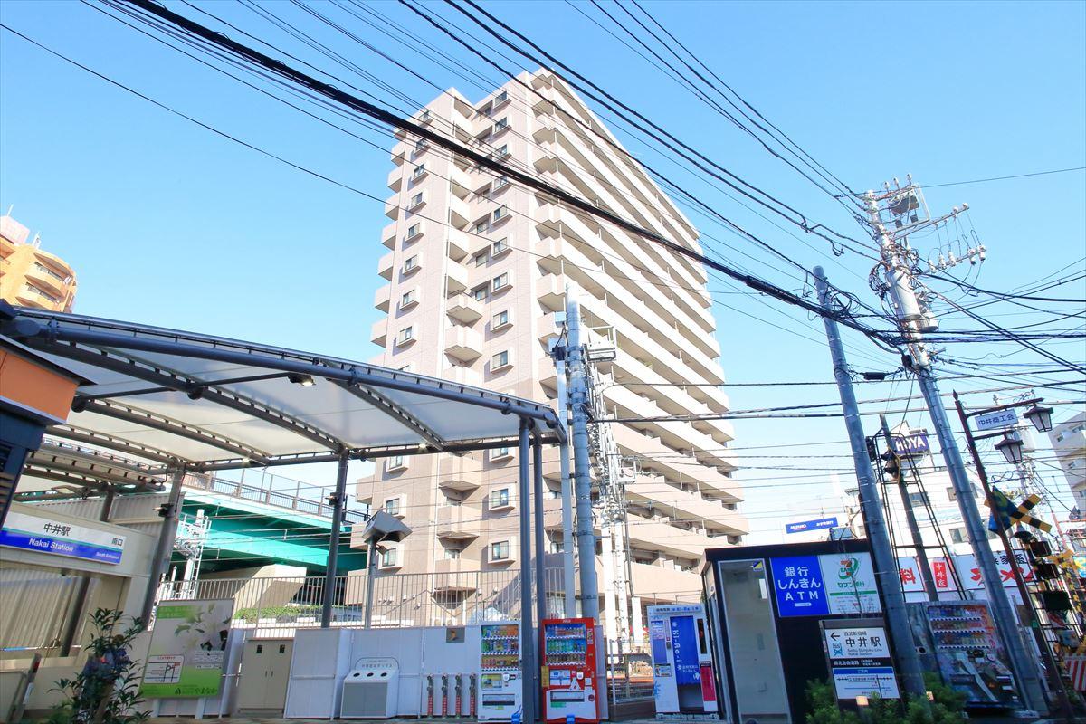 中井(新宿区)で居抜きで飲食店を開業するための街情報