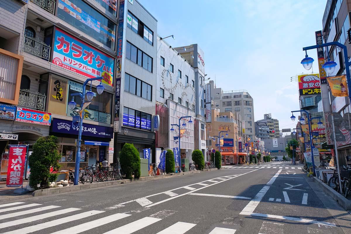 西川口(埼玉県川口市)で居抜きで飲食店を開業するための街情報
