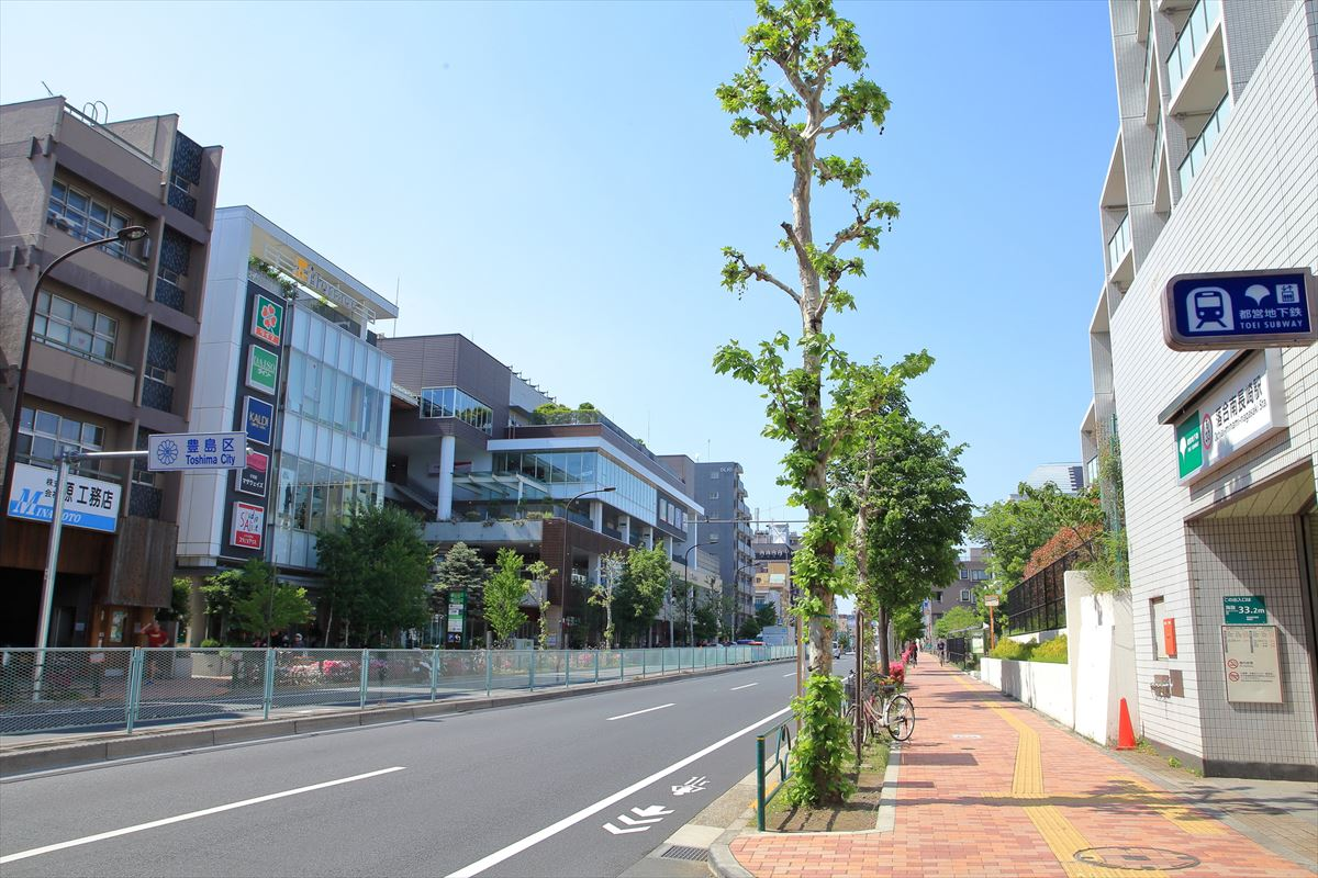 落合南長崎(新宿区)で居抜きで飲食店を開業するための街情報