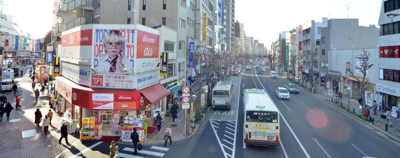 荻窪(杉並区)で居抜きで飲食店を開業するための街情報