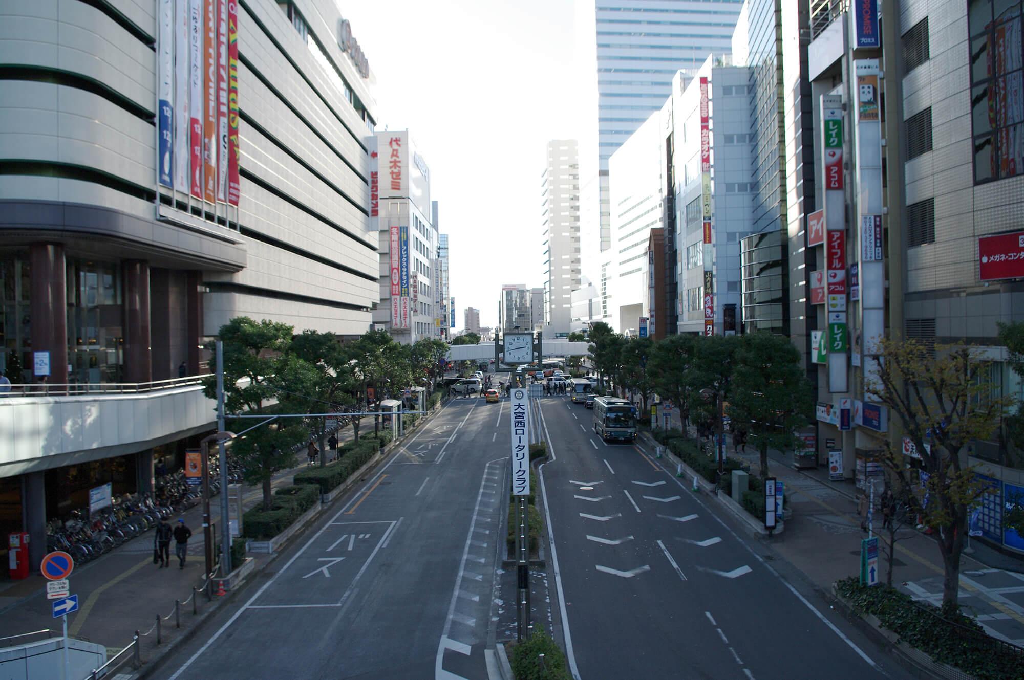 大宮(埼玉県さいたま市)で居抜きで飲食店を開業するための街情報