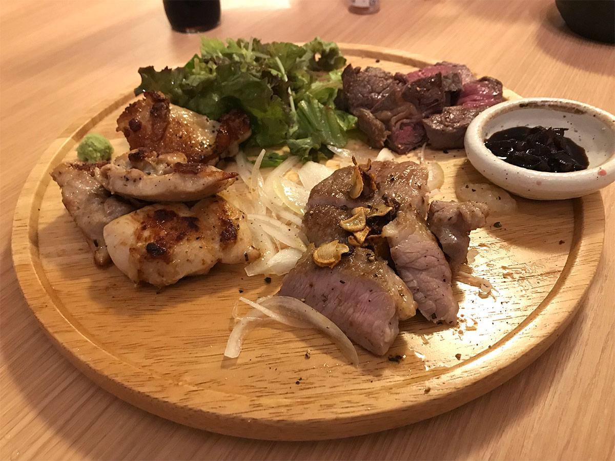 【2018年6月11日】五反田駅すぐ。ボリューム満点の肉料理が楽しめる「肉バルミートたか」がOPENしました