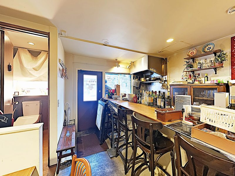 【千歳船橋】長年の夢を叶え、地元に根差す喫茶店を開業へ!