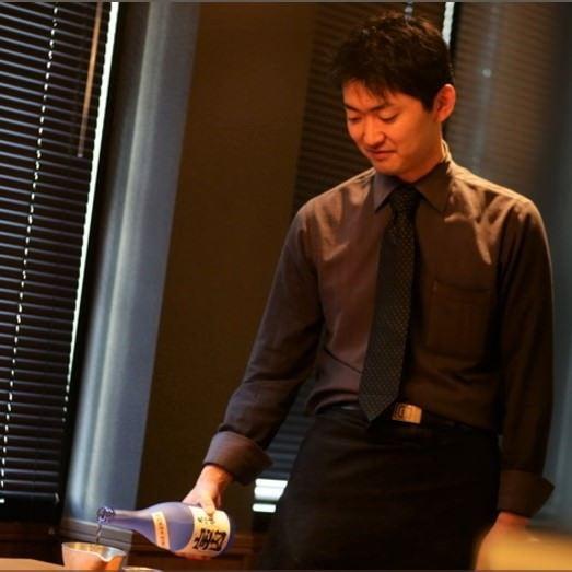 オーナーの山口直樹氏写真