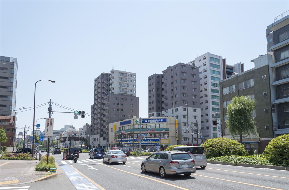 千石(文京区)で居抜きで飲食店を開業するための街情報