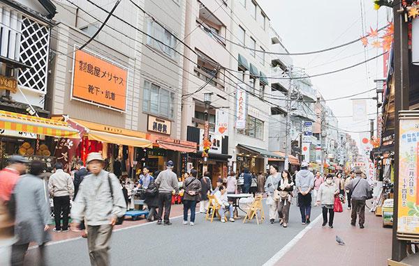 巣鴨(豊島区)で居抜きで飲食店を開業するための街情報