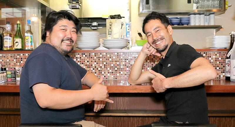 フランチャイズ開業という一つの形 創業40年の歴史を持つ「ステーキてっぺい」が叶えた二人の夢