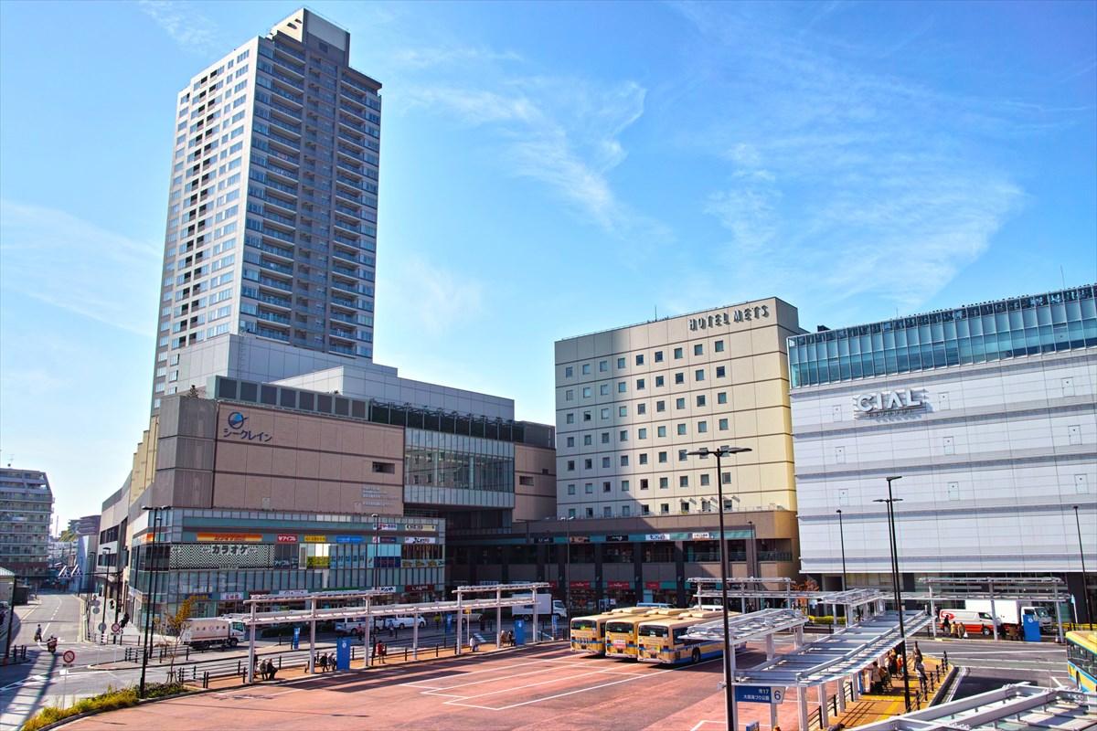 鶴見(横浜市鶴見区)で居抜きで飲食店を開業するための街情報