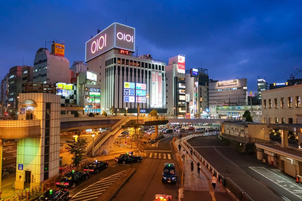 上野(台東区)で居抜きで飲食店を開業するための街情報